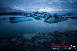 Jokulsarlon Dawn 2 by soak2179