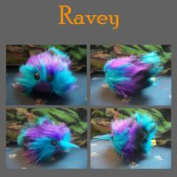 Mini-Ons: Series 1- Ravey by Ryaven