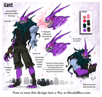 Kane by Bezzalair by ShouldBee
