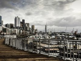 Seattle by faziarizvi