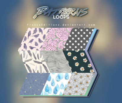 Loops // O16 PATTERNS by FranceEditions