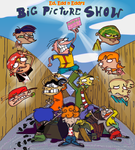 Big Picture Show poster by AnimatEd