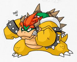 King of Koopas by EnterPraiz