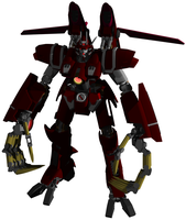 Mobile Suit NEXF X-003 by ProjectZephyr