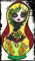 Cannabic Mamushka by Blasphemy-Cat