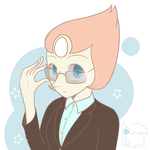 Office Pearl by HankOfficer