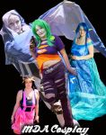 Fave Cosplays of 2016 by Midnight-Dance-Angel