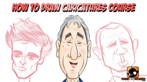 How to Draw Caricatures Course by ToonBoxStudio