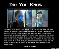 Did You Know...? by peblezQ