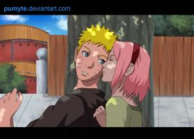 narusaku the last by PumyteH