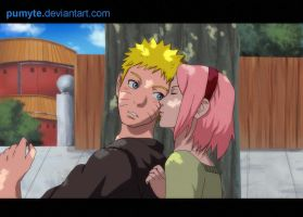narusaku the last by pumyte
