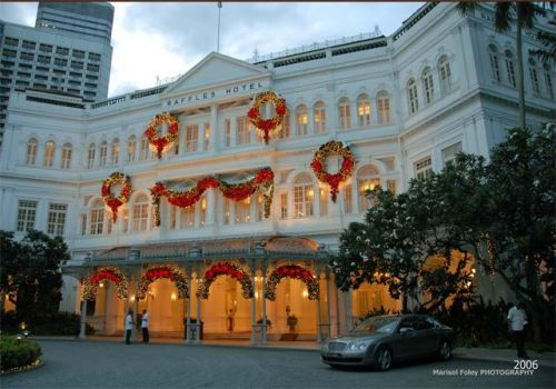 Christmas in Singapore by singaporesol