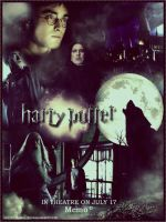 harry potter by Memo-Toma