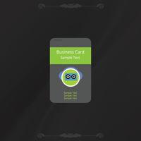 Music Business Card by diphylla