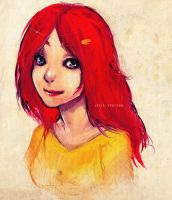 ginger by kid-catastrophic