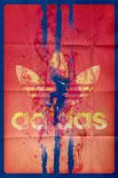 Adidas - Speed Paint by snow--skitty