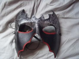 BAT MASK FOR SALE by TheSterlingDragon