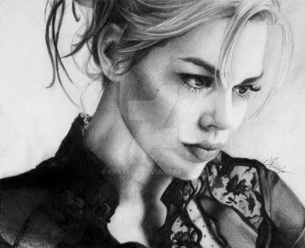 Billie Piper by Frasefo