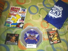 MGW 2015: What I bought so far by alvarobmk123