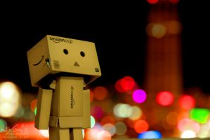 Danbo and Komtar, Penang by fighteden