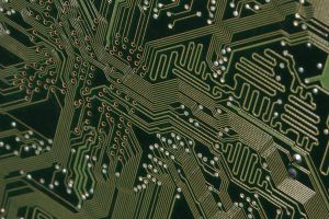 circuit board 1 by bugalirious-STOCK