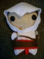 Altair Plushie by CheesyHipster