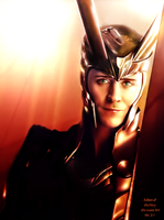 Loki - I Never Wanted The Throne VIII by AdmiralDeMoy