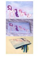 Rarity Zipper Bag by Enuwey