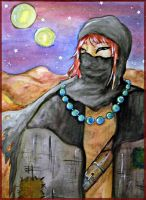 Call of the desert by Tiny-Owl