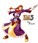 Virginia Maxwell   Wild arms 3 by Nhur