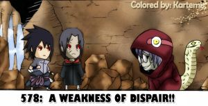 A WEAKNESS OF DISPAIR chibi by Kartemis