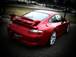 GT3 From Behind by rioross