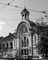 The Central Sofia Market Hall by SaitoV