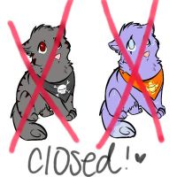Adoptables CLOSED by bradenc190