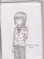 Yours Truly by roxas-hagaren
