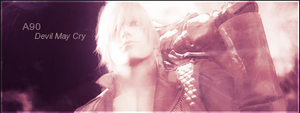 Devil May Cry DeviantID by A90