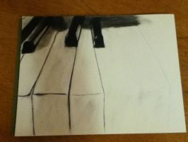 WIP for my piano teacher by KarenNicole97
