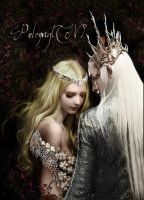 Thranduil's wife by Pelegrin-tn