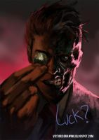 Two face by VictorGarciapq
