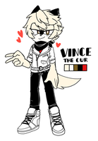 Vince The Cur by Toketsuu