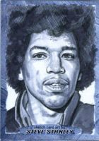 Jim Hendrix/Sketch card by SteveStanleyArt