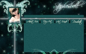 My New Homepage Layout Design by Stepherbell