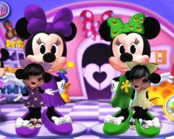 Disney-Millie and Melody Mouse by robbybobby