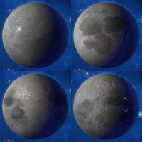 Stars in Shadow: Barren Planet Ingame by AriochIV