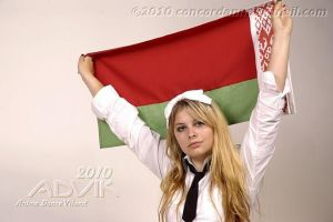 The world belongs to Belarus by ArashiCZ