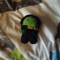Zombie Fun Ghoul Pocket doll by Raven052