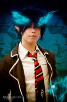 Demon - Ao No Exorcist by CanijaChan
