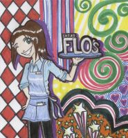Eat At Flo's by Prelude-To-Insanity