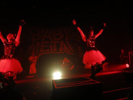 BABYMETAL 66 by iancinerate