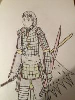 The Dragon King, Zaneto (Complete) by Saverio-the-Paladin